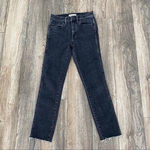 *SALE* Madewell high rise skinny jeans